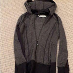 Lulu lemon zip up sweatshirt